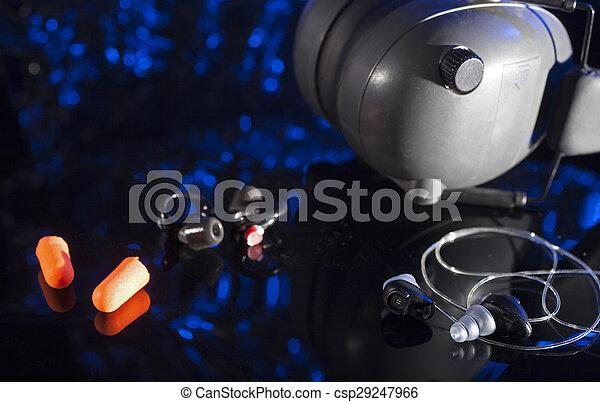 Ear plugs - csp29247966
