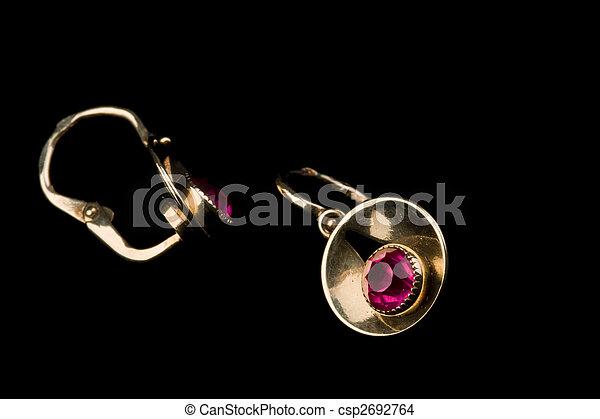 earrings - csp2692764
