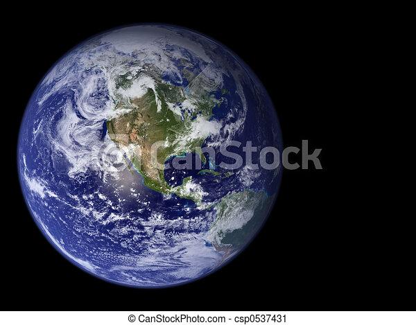 Earth - csp0537431