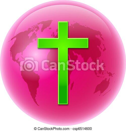 Earth Cross - csp6514600