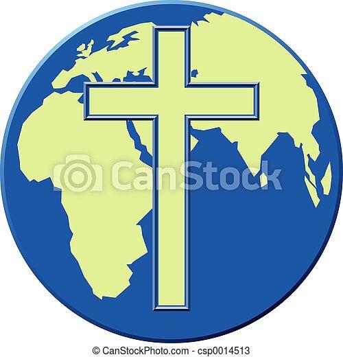 Earth Cross - csp0014513