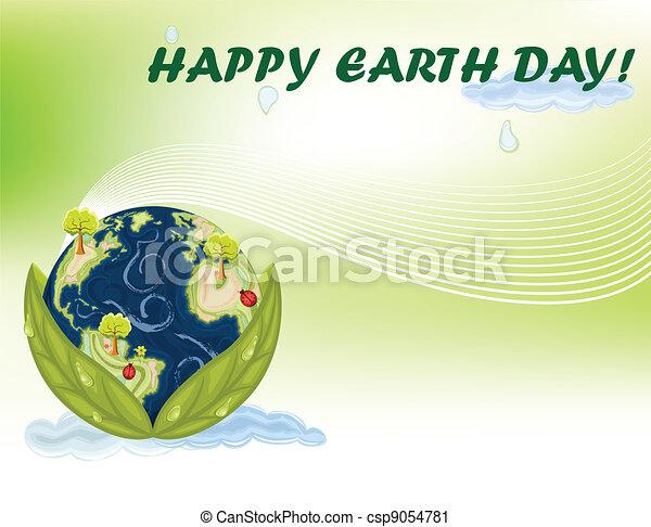 Earth Day Celebration - csp9054781