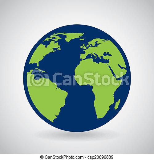 Earth design - csp20696839