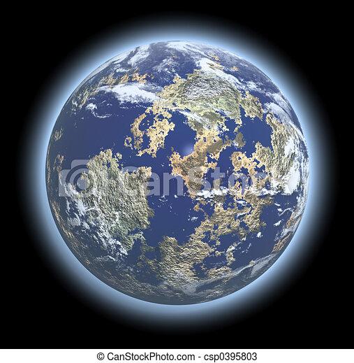 earth - csp0395803