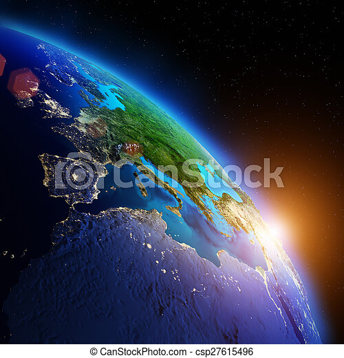 Earth from space. elements of this image furnished by nasa. 6fc64aefba0
