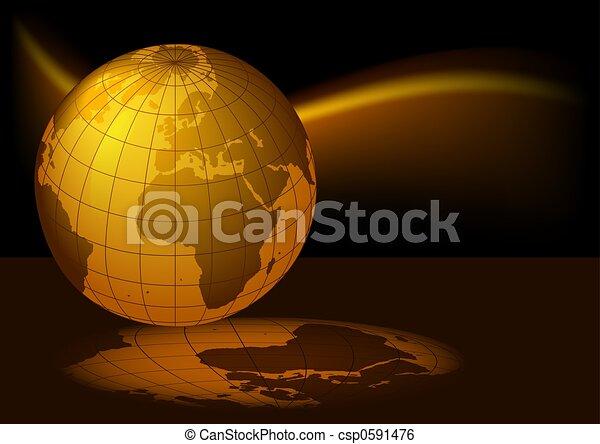 Earth Magmatic - csp0591476