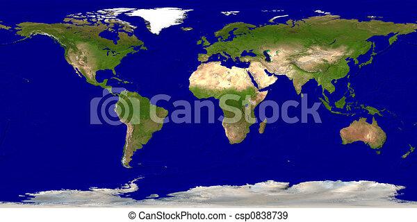 Terra Earth Map.Earth Map Map Of Earth Very Big