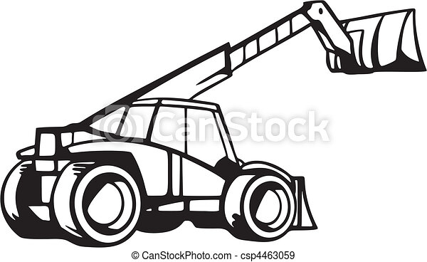 Earth Moving Vehicles - csp4463059