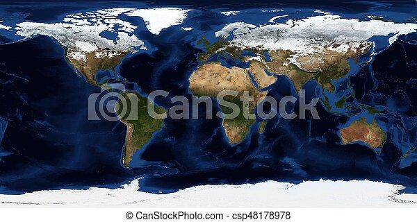 Earth - csp48178978