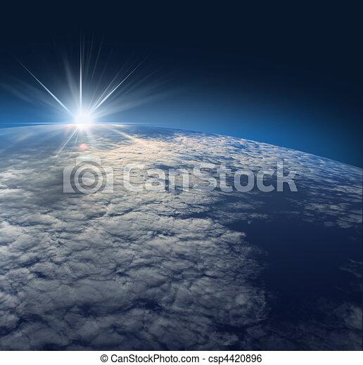 Earth - csp4420896