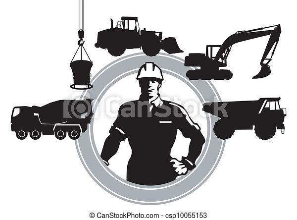 earthworks, szerkesztés - csp10055153