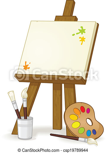 Table Lamp Drawing Painting