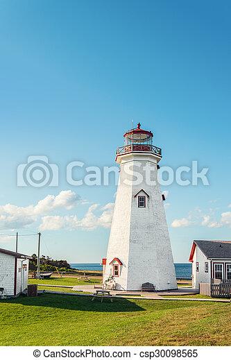 East Point Lighthouse - csp30098565
