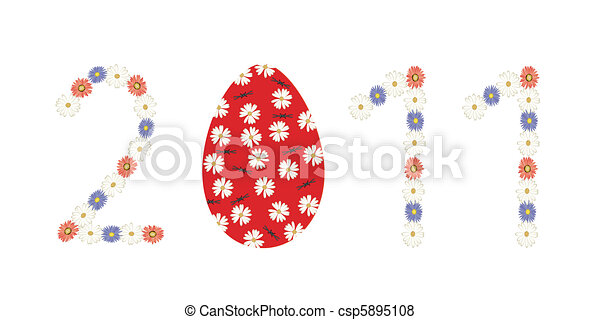 Easter 2011 - csp5895108