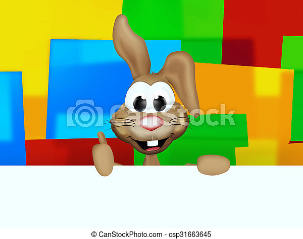 Easter Bunny - csp31663645