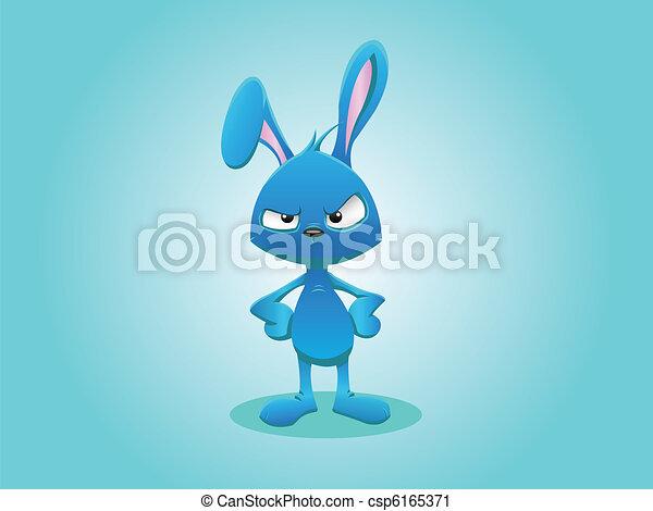 Easter Bunny - csp6165371