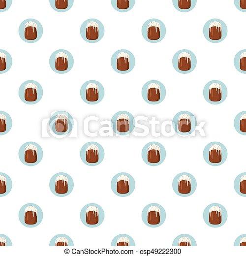 Easter cake pattern - csp49222300