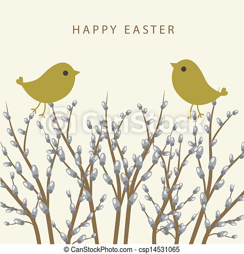 Easter card - csp14531065