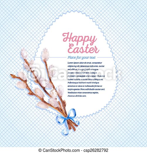 Easter card - csp26282792