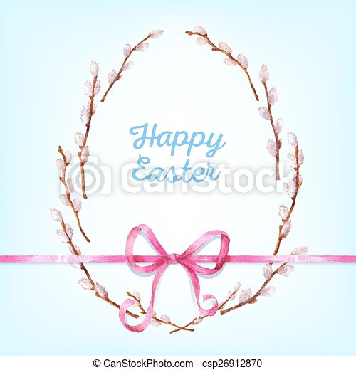 Easter card - csp26912870