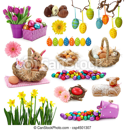 Easter collection - csp4501307