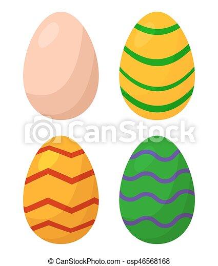 easter egg set vector symbol icon design easter egg vector clip rh canstockphoto com easter vector free download easter vector images