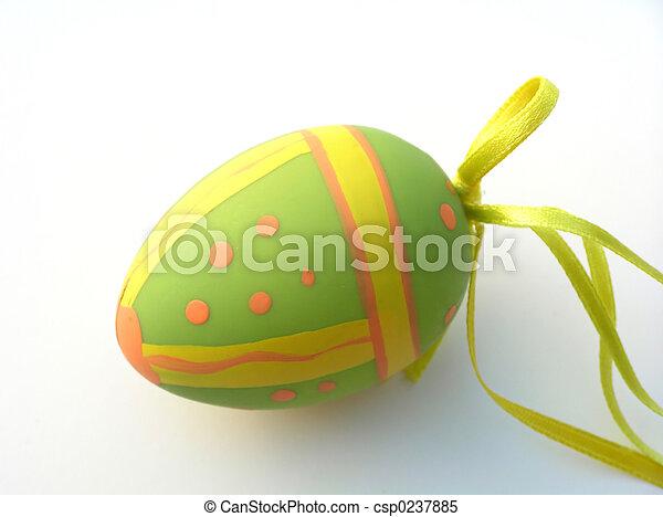 Easter egg - csp0237885