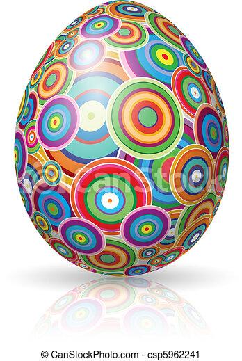Easter Egg. - csp5962241