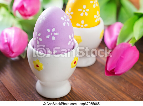 easter eggs - csp67065065
