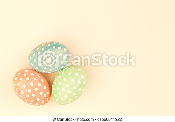 Easter eggs - csp66841922