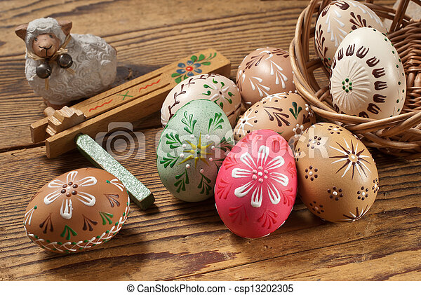 Easter eggs - csp13202305