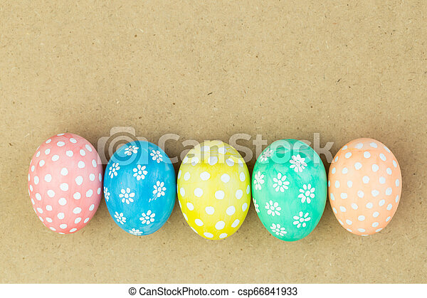 Easter eggs - csp66841933