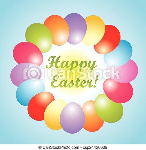 easter!, felice - csp24426609