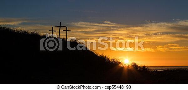 Easter Hill Beach - csp55448190
