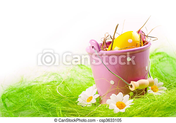 easter ikra - csp3633105
