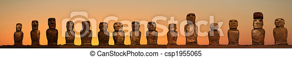 Easter island - csp1955065