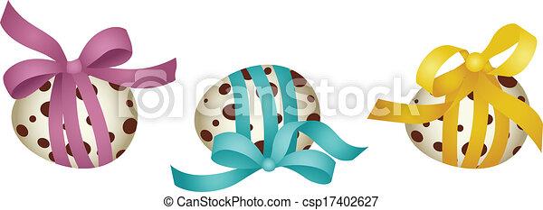 Easter Quail Eggs - csp17402627