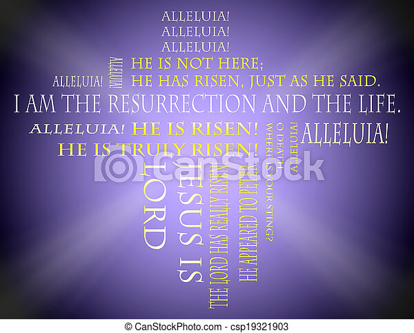 Easter scriptures - csp19321903