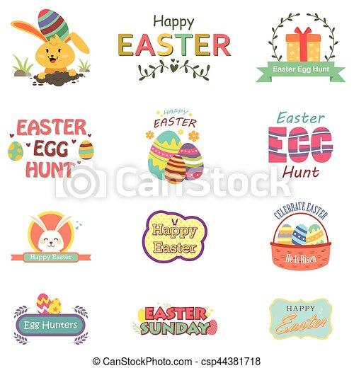 Easter Sunday Celebration - csp44381718