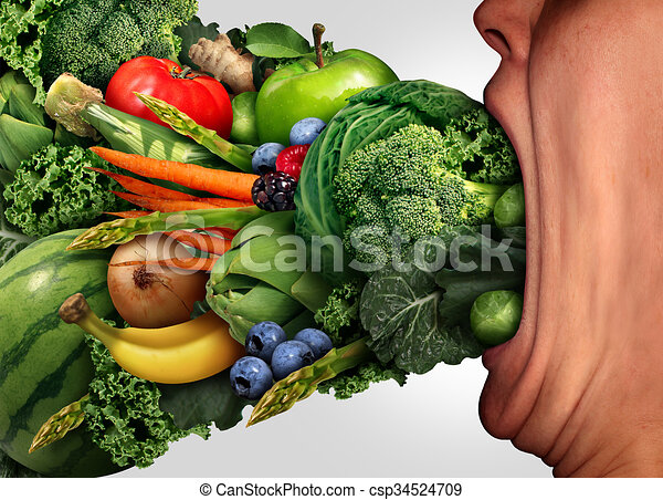 Eat Healthy - csp34524709