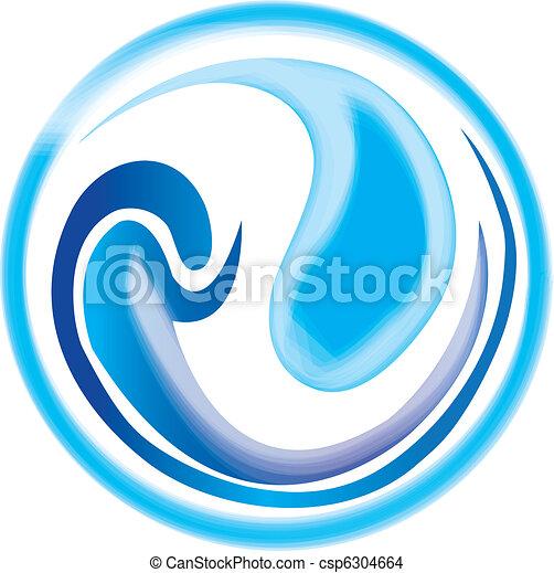 eau, la terre - csp6304664