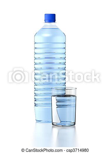 eau, minéral - csp3714980