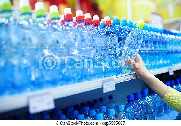 eau, minéral - csp5335667