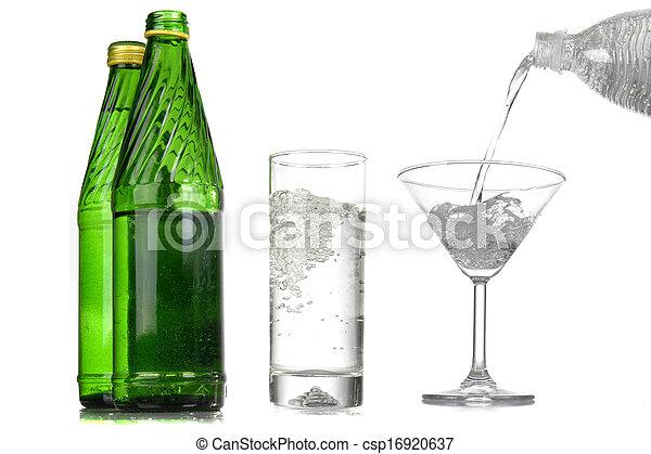 eau, minéral - csp16920637