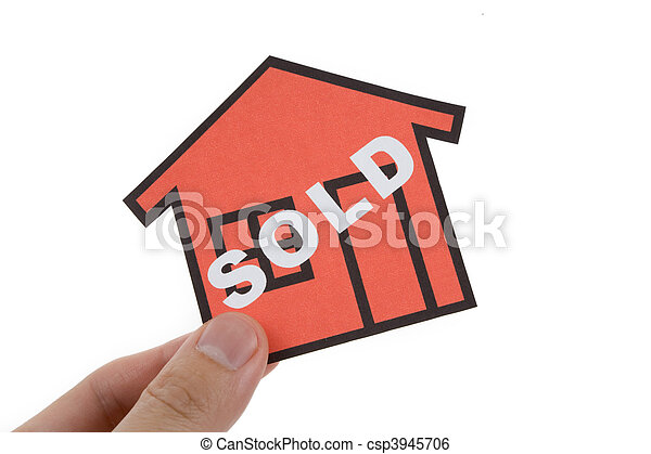 Immobilien-Konzept - csp3945706