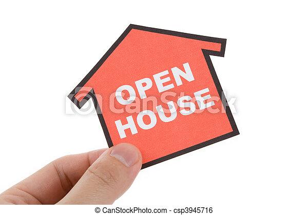 Immobilien-Konzept - csp3945716