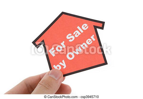 Immobilien-Konzept - csp3945710