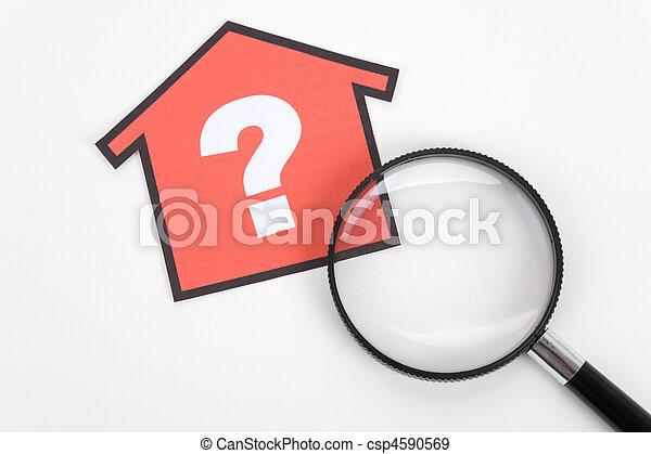Immobilien-Konzept - csp4590569