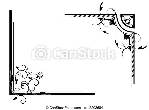 Design Ecken - csp3203684