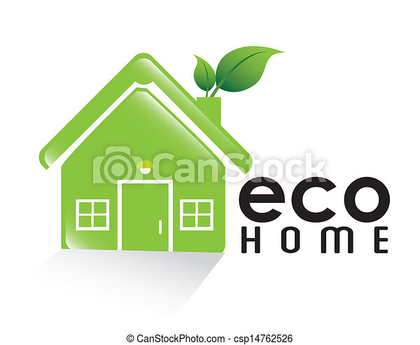 eco, 家 - csp14762526
